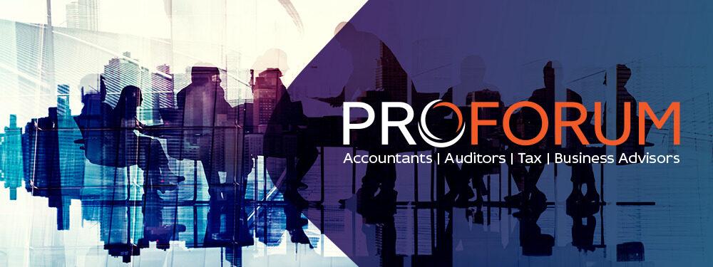PROFORUM - Home Page Web image