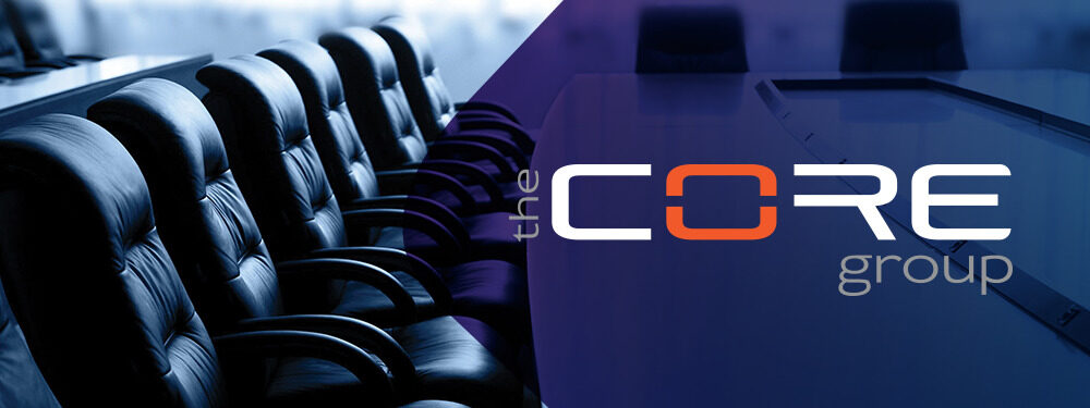 THE CORE GROUP - Home Page Web image